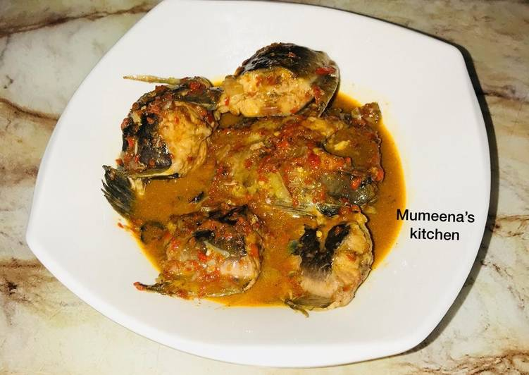 How to Prepare Award-winning Catfish peppersoup