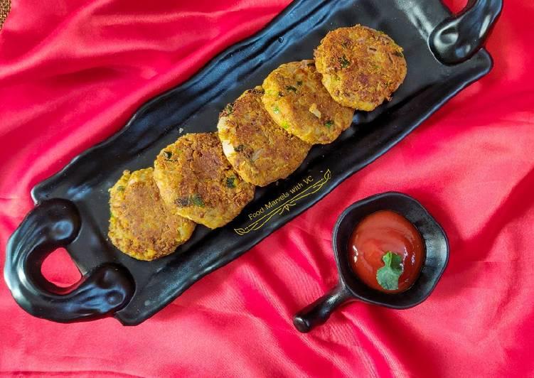 Recipe of Favorite Shammi Kebabs - Black Chickpeas Kebabs