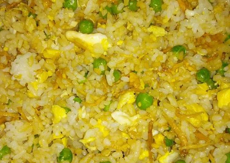 The Meals You Select To Eat Will Certainly Effect Your Health Nasi Goreng Teri (Anchovy Fried Rice)
