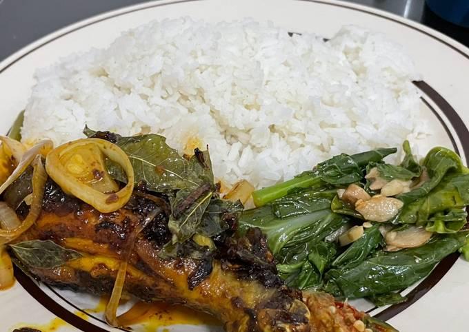 Resep Ayam masak Kam heong, Enak
