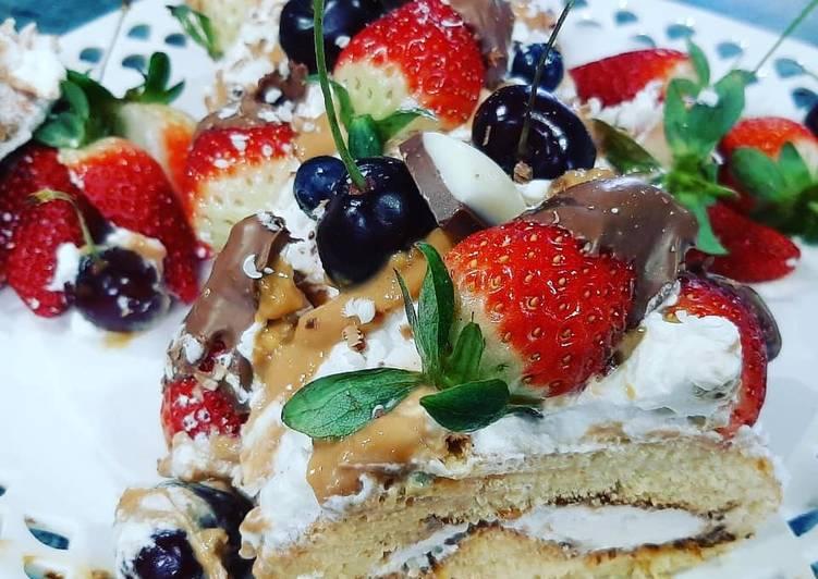 Recipe of Favorite Vanilla Swiss Roll