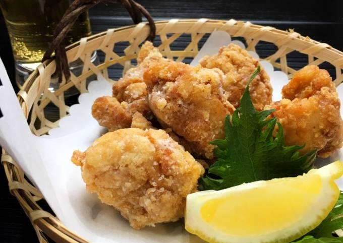 Tori no Karaage (Japanese style fried chicken)