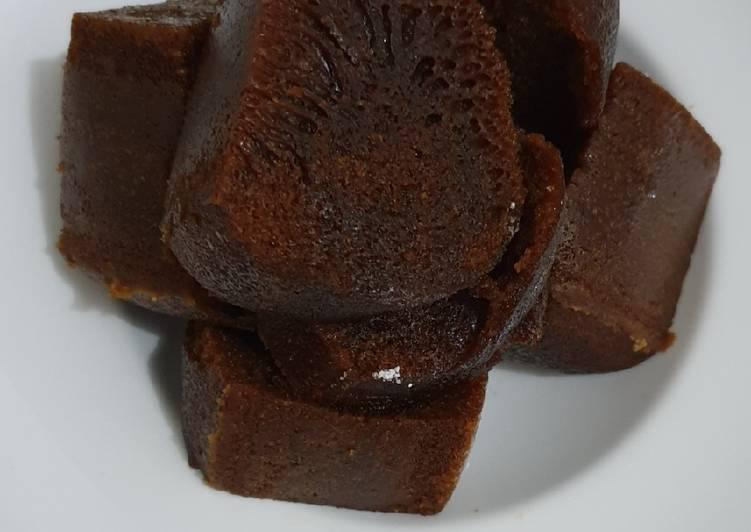resep buat Bolu Karamel Kukus - Sajian Dapur Bunda