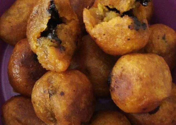 Resep Timus Ubi Jalar Kuning Oleh Aha S Kitchen Annisa Hidayati