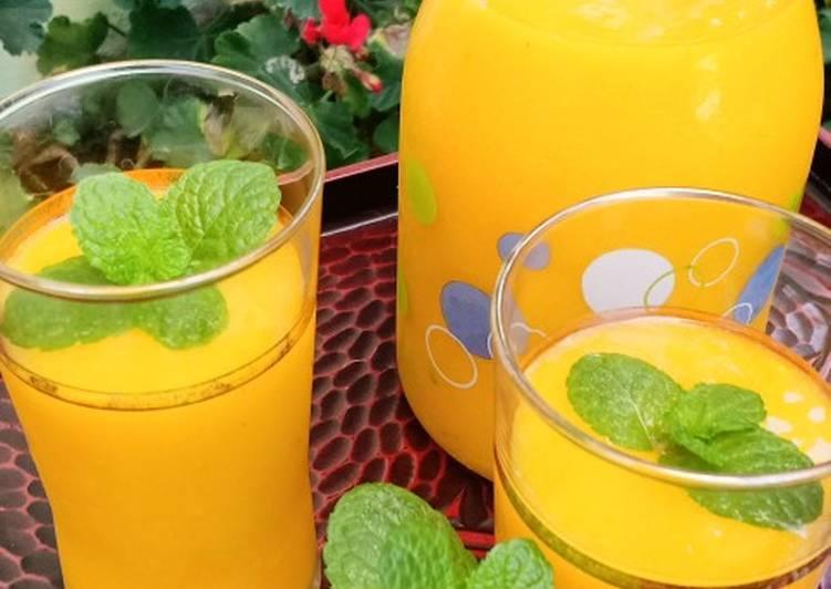 Mango 🥭 Juice