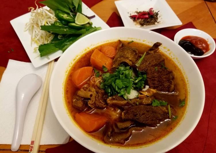 Recipe of Quick Vietnamese Beef Stew