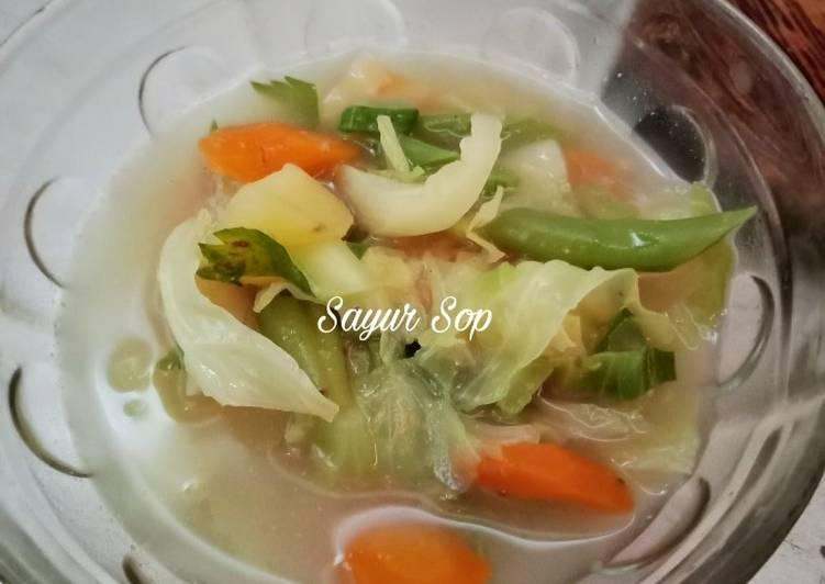 Sayur Sup