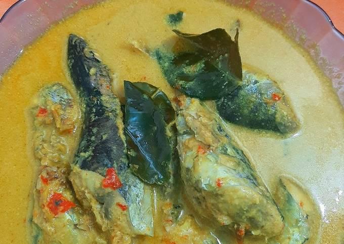 Gulai Tongkol