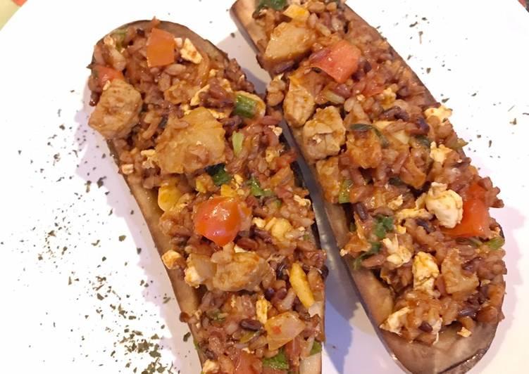 Resep Healthy Fried Rice Paling Mudah