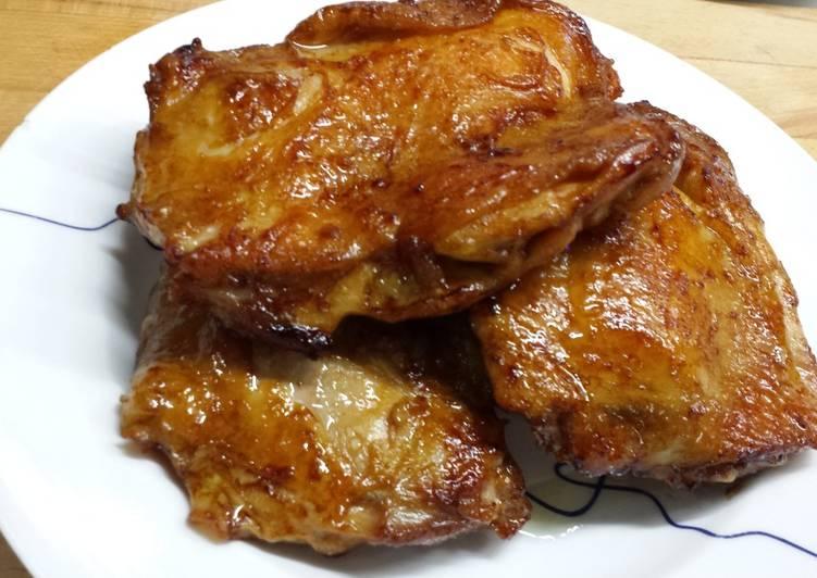 Fillet paha ayam bakar