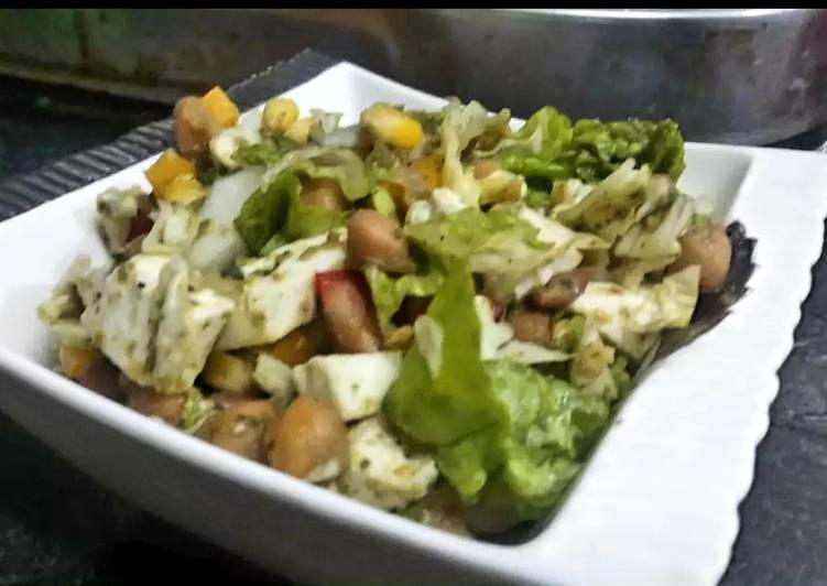 Three Beans Salad