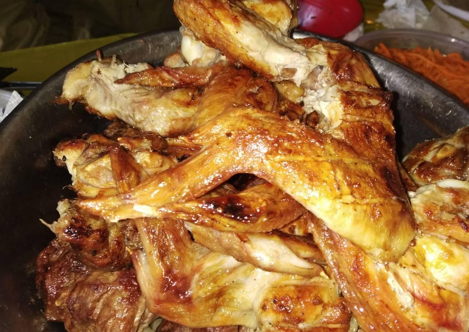 будет воля шашлык из куриных крылышек рецепт с фото она принесет свет