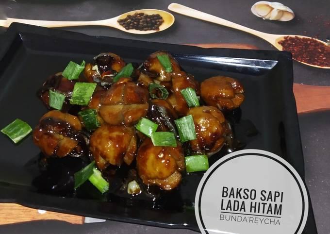 🥩 Bakso Sapi Lada Hitam - projectfootsteps.org