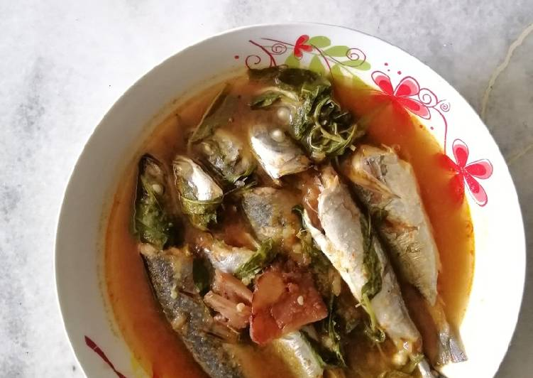 Ikan Masak Asam Rebus