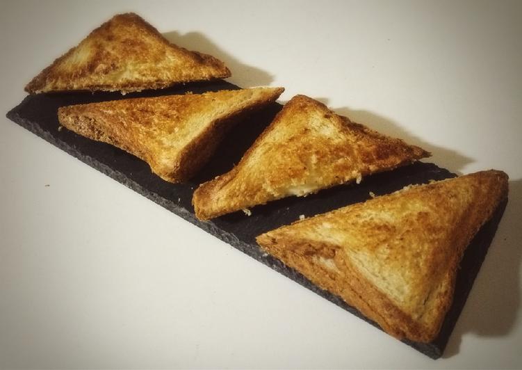 Croque monsieur au fromage 🍞🧀