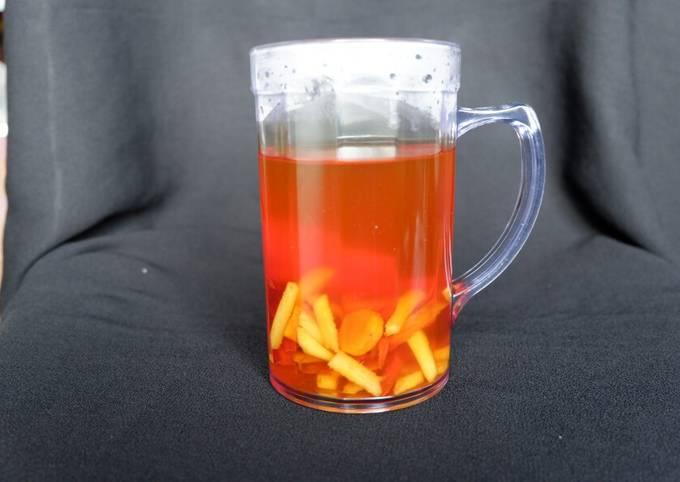 Minuman Anti Virus