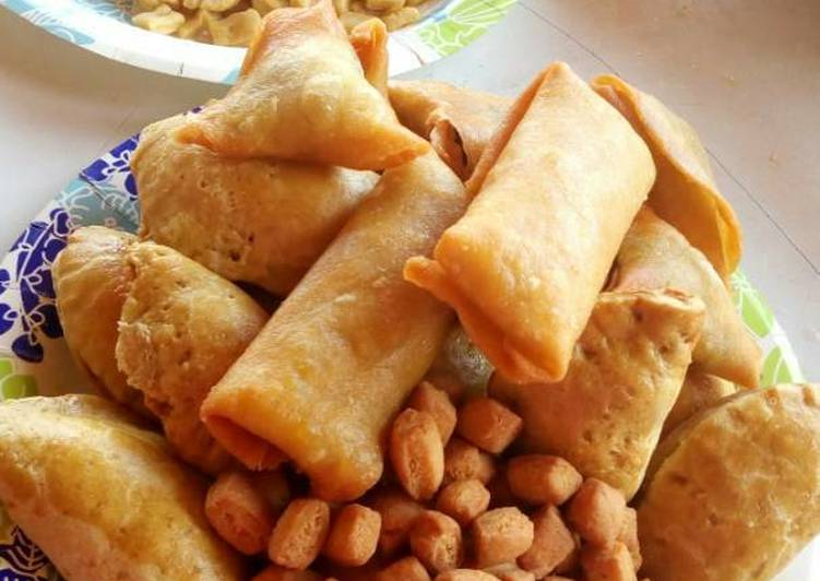 Easiest Way to Make Perfect Assorted small chops