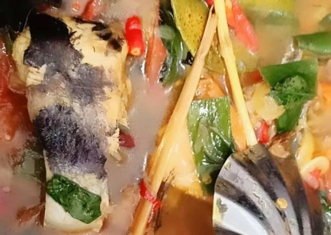 Langkah Mudah Memasak Ikan Fatin serani🥰, Sempurna