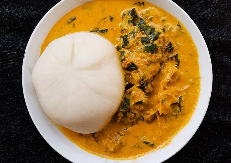 Recipe of Super Quick Homemade Groundnut (Peanut) Soup - Nigerian Style