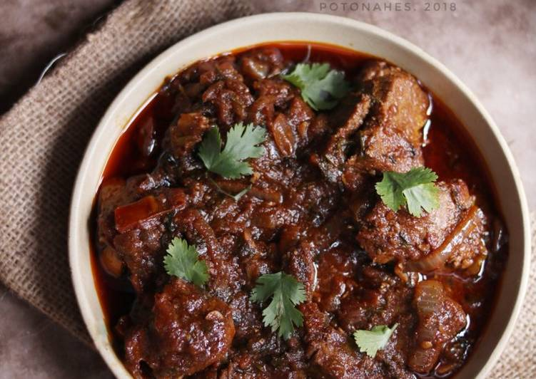Beef Curry Massala