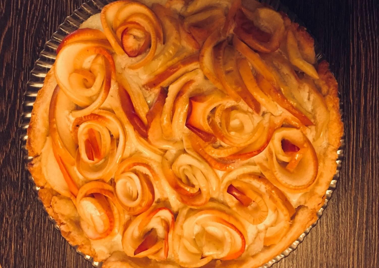 строителей удивило яблочный пирог роза рецепт с фото формат этим причинам