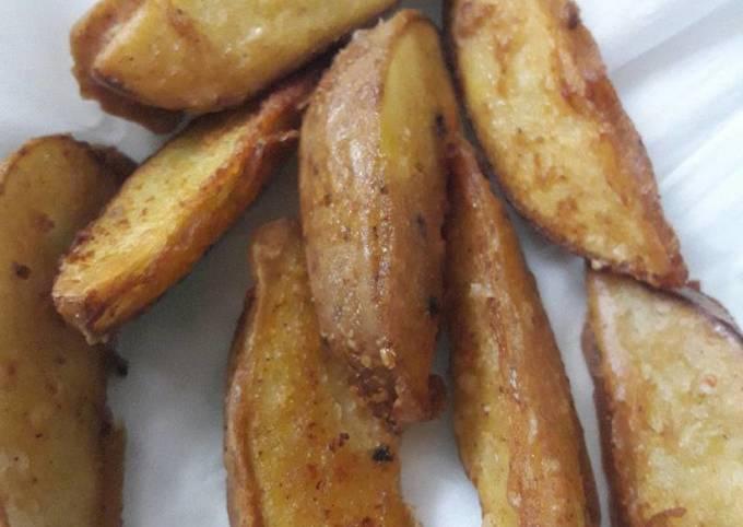 Potatoes Wedges