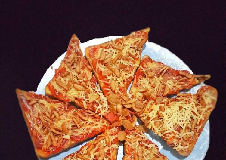 Pizza roti