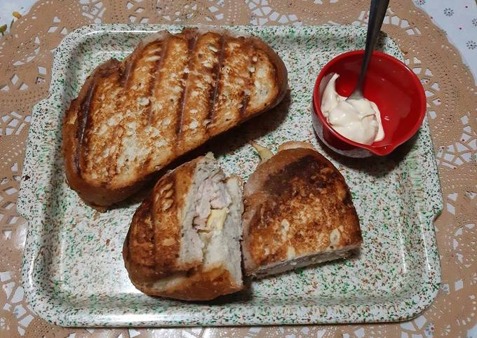 Sandwich anti gaspillage 🍴