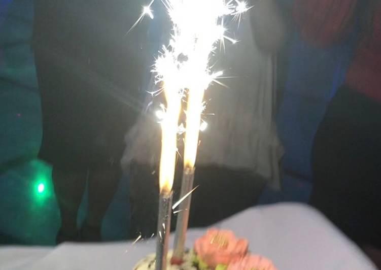 My birthday cake Shatila company