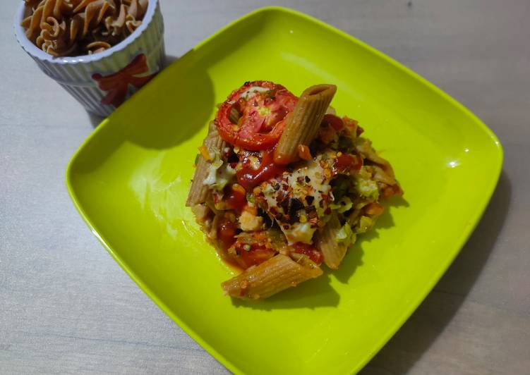 Recipe of Quick Italian Baked Pasta
