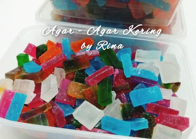 Agar - Agar Kering by Rina