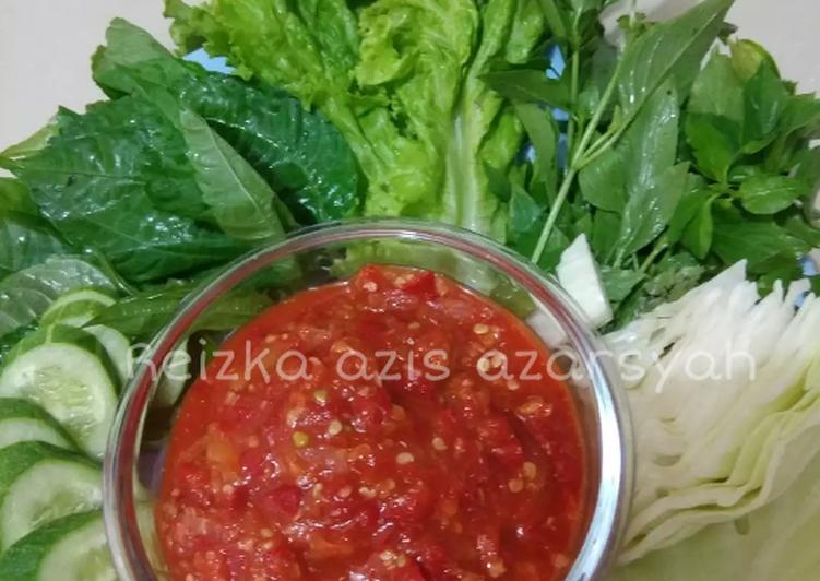 Sambal tomat bawang