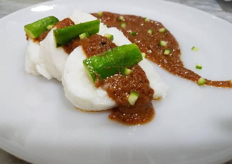 Step-by-Step Guide to Prepare Perfect Satay Peanut Sauce (Kuah Kacang Sate)