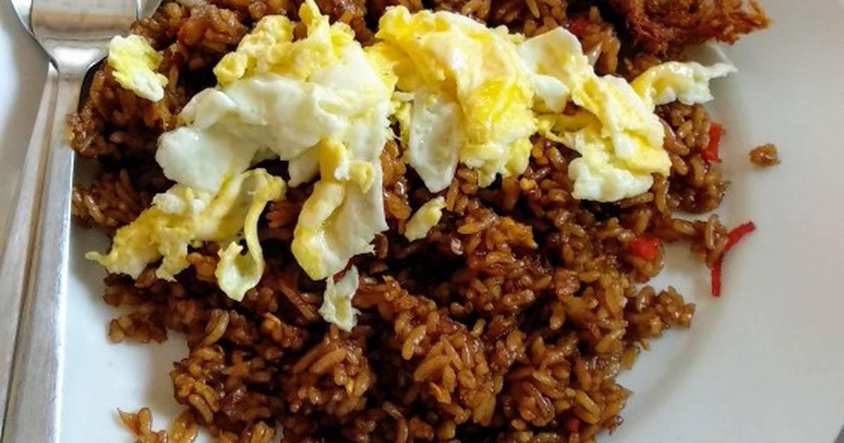 Resep Nasi Goreng Kecap Pedas Oleh Litahanopia Cookpad
