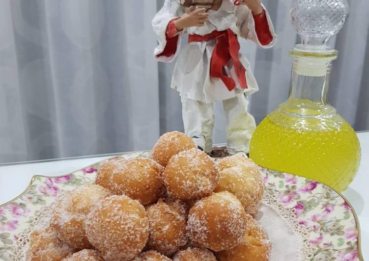 Ricetta Castagnole di carnevale al limoncello