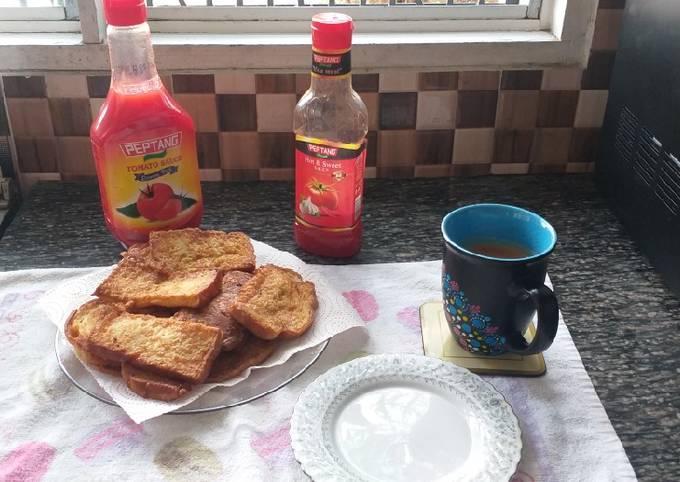French Toast #EndofyearChallenge