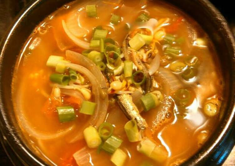 Tomatoe mung bean sprouts soup 番茄豆芽汤, Choosing Fast Food That's Very good For You