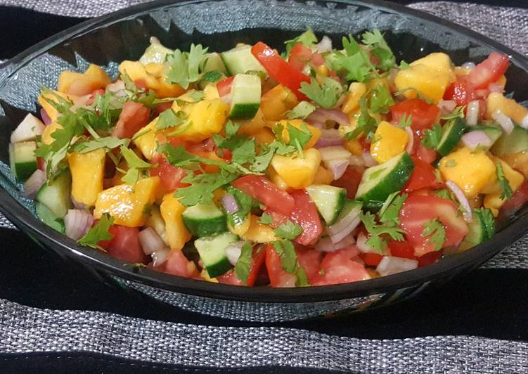 Recipe of Speedy Mango salsa