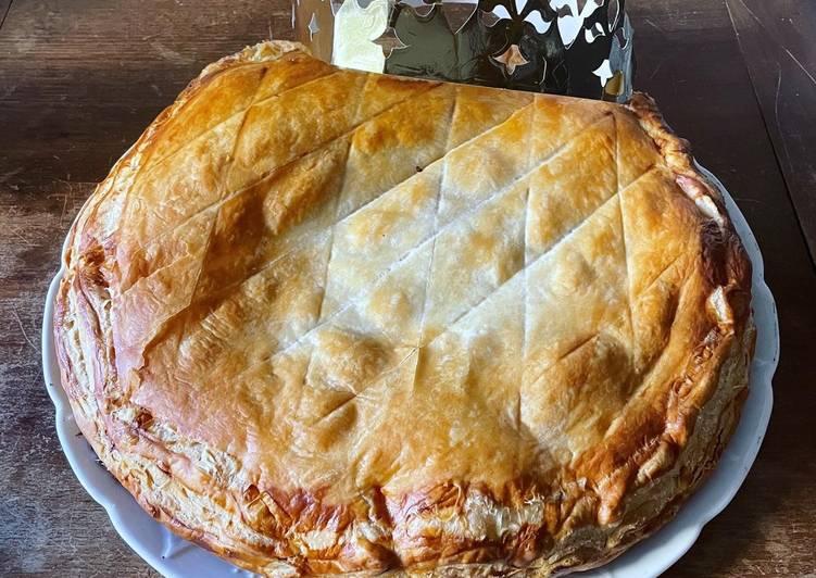 Recette Parfait La galette des rois healthy et vegan