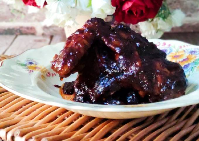 Ayam Goreng Masak Lemak Kicap