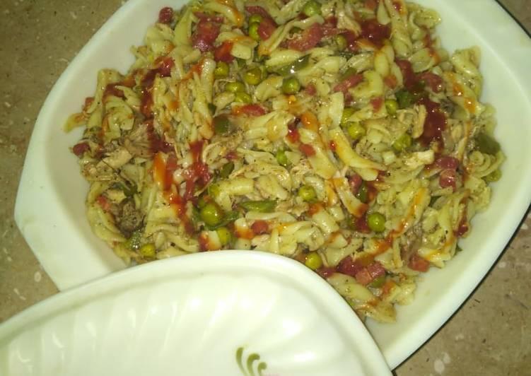 Recipe: Perfect Macaronis