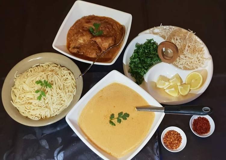 Khausay (Burmese Dish)