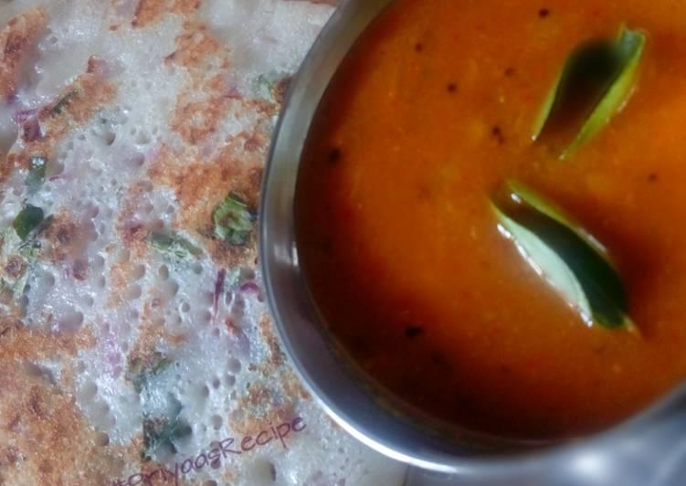 Sambar (South Indian Tiffin Special)