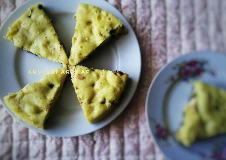 Cake Roti Tawar
