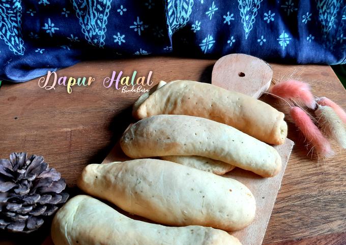 Garlic Floss Bread