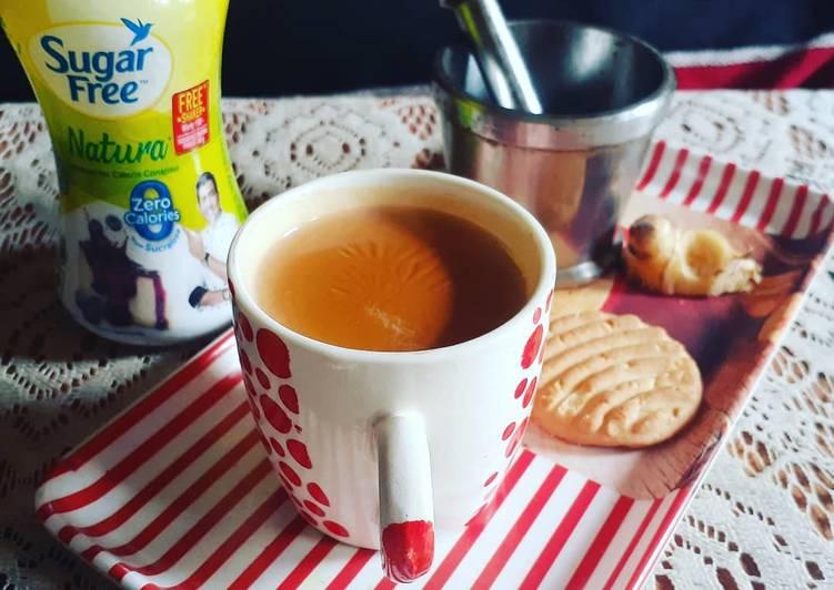 Ginger tea..Adrak wali chai.