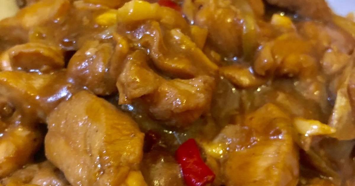 Resep Ayam Teriyaki Ala Hokben Oleh Aulihafiz Cookpad