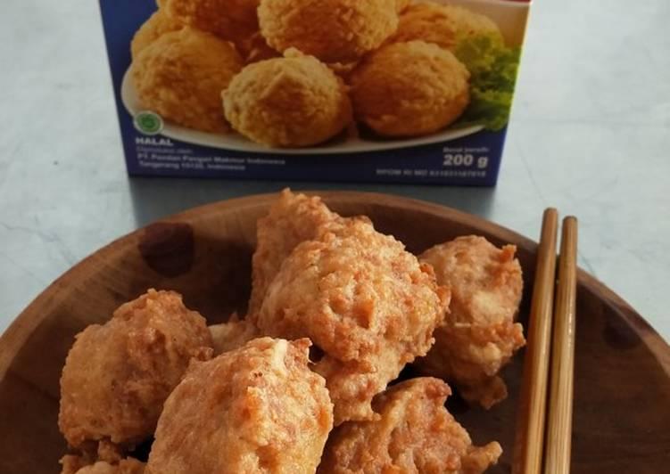 Bakso Goreng Ayam super simple