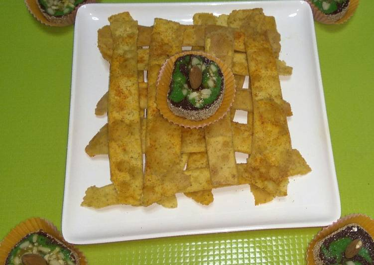 Recipe of Super Quick Homemade Chorafali
