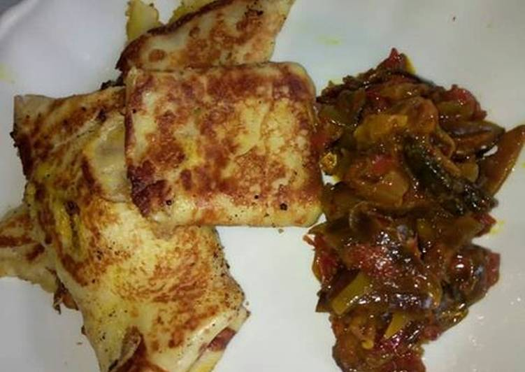 Recipe of Most Popular Crepes n tuna sauce